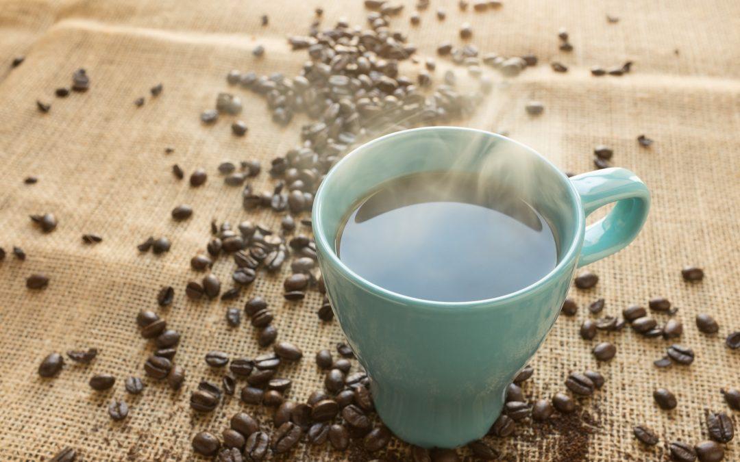 Caffeine in Green Tea and Coffee